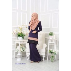 Kurung Dorothy - Purple
